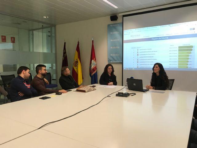 El ayuntamiento de Torre Pacheco presenta su nuevo Portal de Transparencia - 3, Foto 3