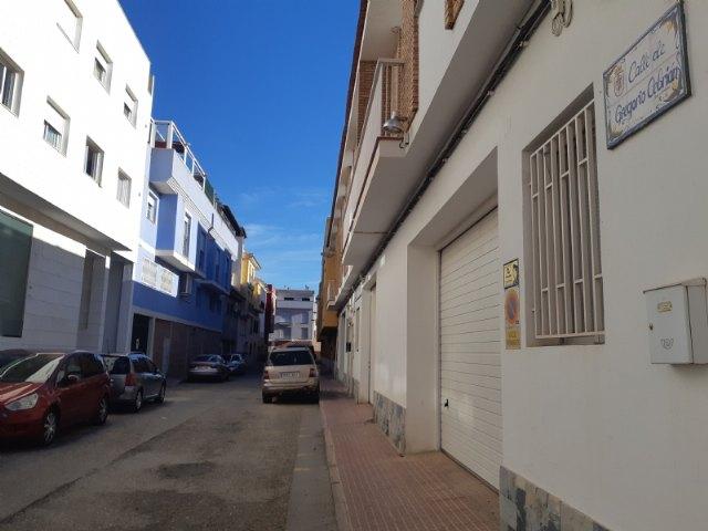 [Adjudican el contrato de las obras de renovación de las redes y acometidas de agua potable y alcantarillado de la calle Gregorio Cebrián