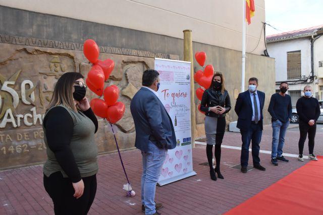 El Ayuntamiento de Archena se alía con la asociación de comerciantes para ayudar a la hostelería en San Valentín - 1, Foto 1
