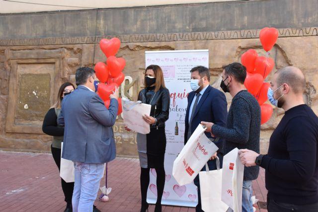 El Ayuntamiento de Archena se alía con la asociación de comerciantes para ayudar a la hostelería en San Valentín - 2, Foto 2