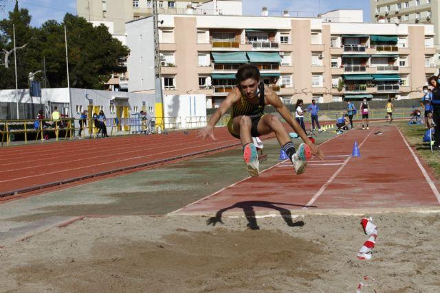 Altura y triple salto se citan con la tecnificación en el CTD Infanta Cristina - 1, Foto 1