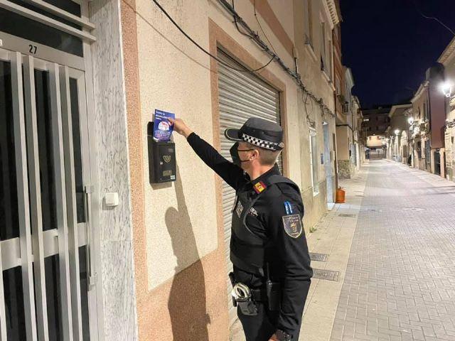 La Policía Local de Alcantarilla pide la colaboración ciudadana para frenar la ocupación ilegal de viviendas - 1, Foto 1