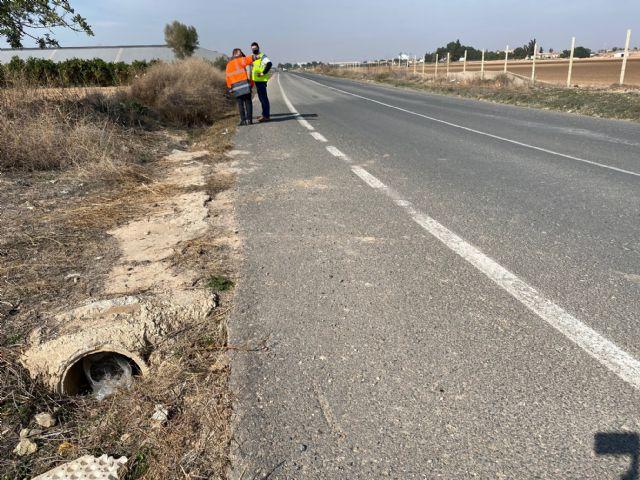 El Pleno Municipal solicita la adecuación de la carretera RM-F21 en el tramo Torre Pacheco-Roldán - 4, Foto 4