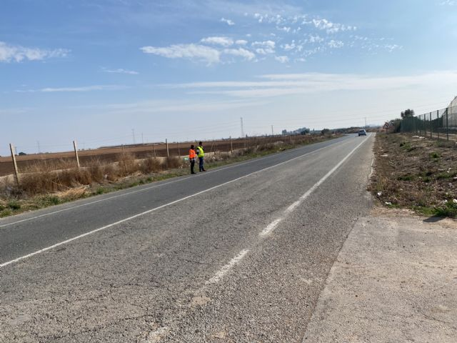 El Pleno Municipal solicita la adecuación de la carretera RM-F21 en el tramo Torre Pacheco-Roldán - 5, Foto 5
