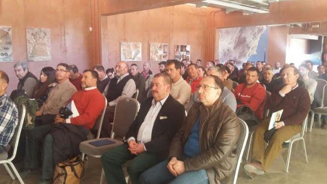 Comienzan las nuevas actuaciones de promoción del yacimiento argárico La Bastida, Foto 1