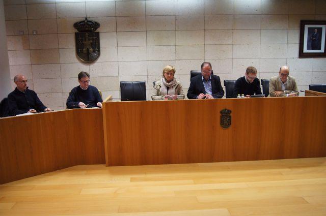 La Comisión de Trabajo del Plan General de Ordenación Municipal celebra su primera reunión, Foto 3