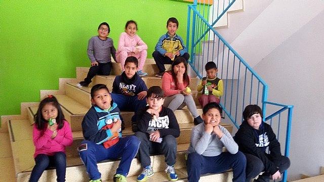 Éxito de participación en las aulas de refuerzo educativo, Foto 1