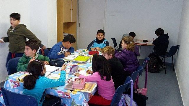 Éxito de participación en las aulas de refuerzo educativo, Foto 2