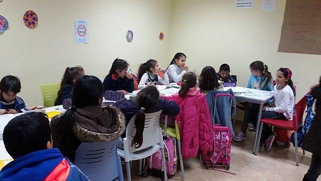 Éxito de participación en las aulas de refuerzo educativo, Foto 4