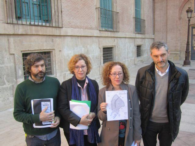 Ahora Murcia y Podemos inician acciones administrativas contra el convenio Ayuntamiento-UCAM - 1, Foto 1