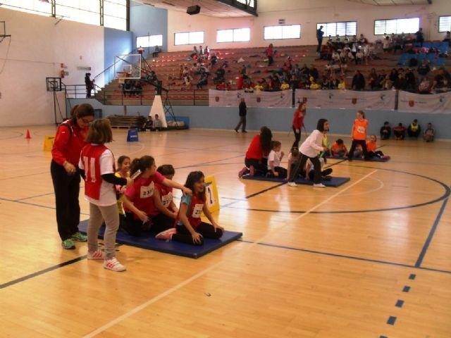 Totana acogió la Final Regional de Jugando al atletismo de Deporte Escolar, Foto 4