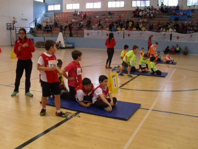 Totana acogió la Final Regional de Jugando al atletismo de Deporte Escolar, Foto 5