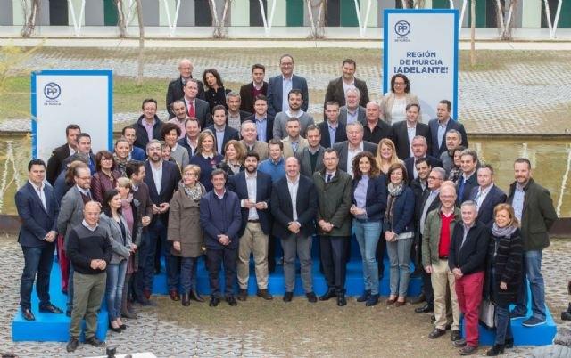 Pedro Antonio Sánchez: Somos el partido con las mejores ideas y centrado en lo que importa a la gente, Foto 1