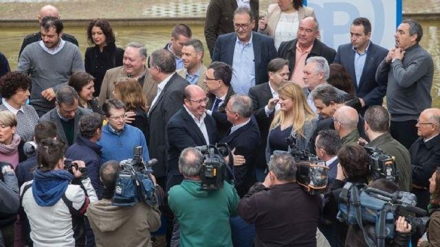 Pedro Antonio Sánchez: Somos el partido con las mejores ideas y centrado en lo que importa a la gente, Foto 3
