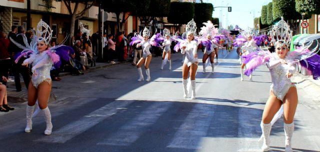 Alcantarilla celebró este domingo su gran desfile de Carnaval - 2, Foto 2