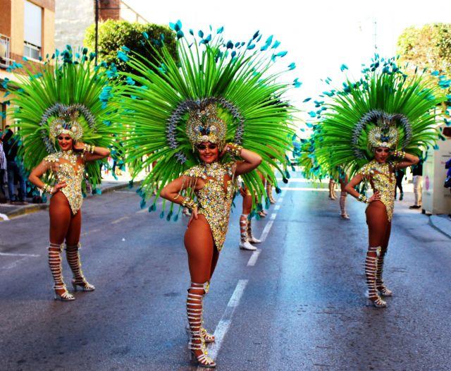 Alcantarilla celebró este domingo su gran desfile de Carnaval - 3, Foto 3