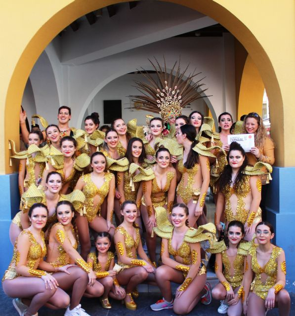 Alcantarilla celebró este domingo su gran desfile de Carnaval - 4, Foto 4