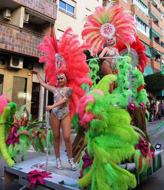Alcantarilla celebró este domingo su gran desfile de Carnaval - 5, Foto 5