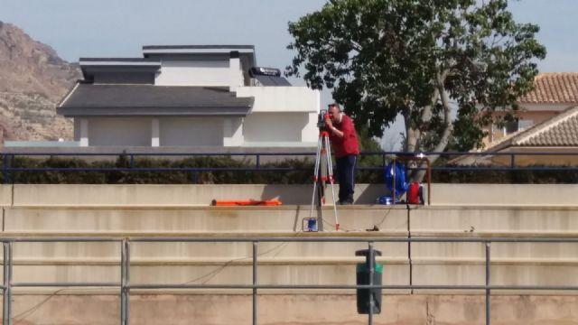 La pista de atletismo queda abierta al público después de su remodelación, Foto 1