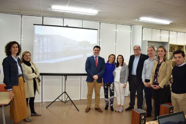 La ampliación del instituto Mar Menor de San Javier beneficiará a cerca de 1.300 alumnos - 1, Foto 1