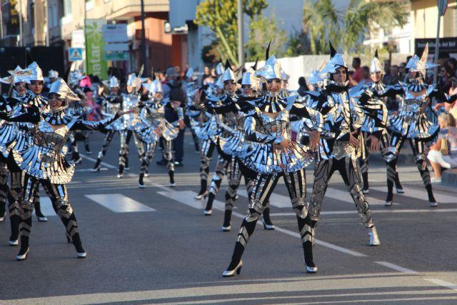 Más de 1.700 personas y 40 comparsas llenan de carnaval las calles de San Pedro del Pinatar - 1, Foto 1