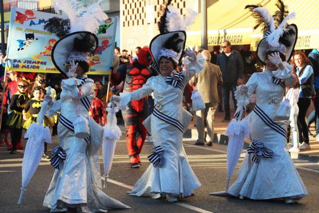 Más de 1.700 personas y 40 comparsas llenan de carnaval las calles de San Pedro del Pinatar - 3, Foto 3