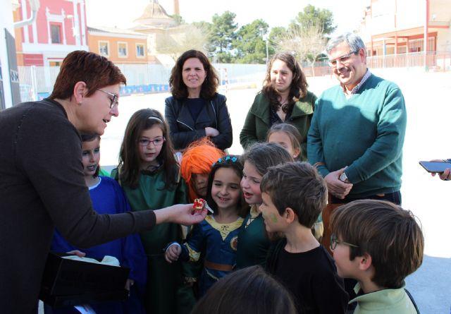Inaugurado el nuevo comedor del colegio Nuestra Señora de la Asunción - 2, Foto 2