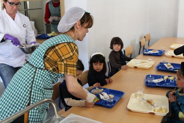 Inaugurado el nuevo comedor del colegio Nuestra Señora de la Asunción - 3, Foto 3