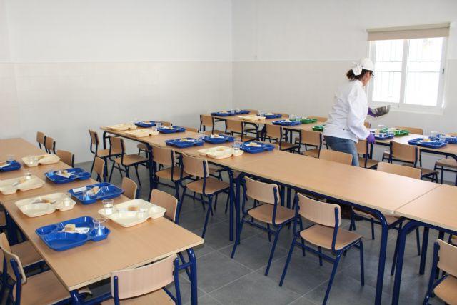 Inaugurado el nuevo comedor del colegio Nuestra Señora de la Asunción - 5, Foto 5