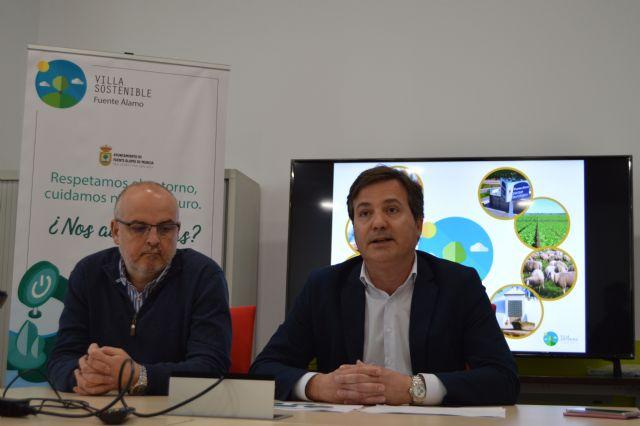 Fuente Álamo ratifica su compromiso con el medio ambiente con su proyecto ´Villa Sostenible´ - 1, Foto 1