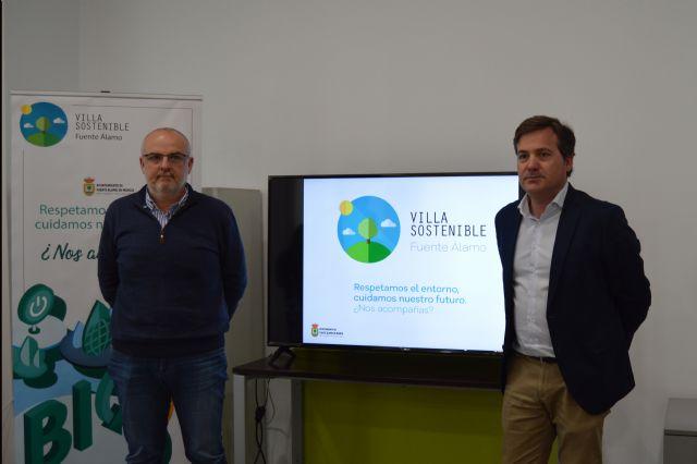 Fuente Álamo ratifica su compromiso con el medio ambiente con su proyecto ´Villa Sostenible´ - 2, Foto 2