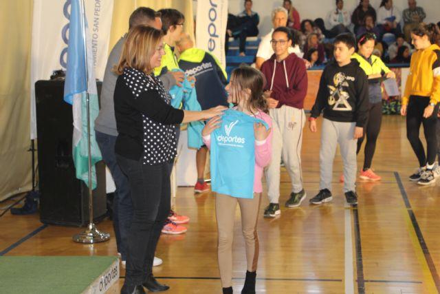 Más de 400 niños practican deporte en las instalaciones municipales - 2, Foto 2