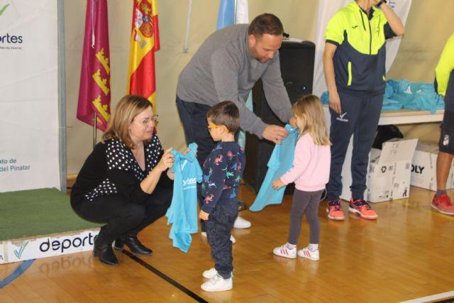 Más de 400 niños practican deporte en las instalaciones municipales - 3, Foto 3