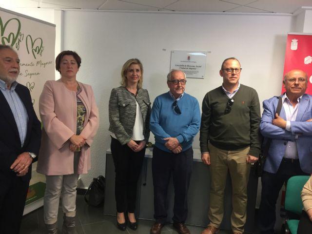 La Unidad de Mayores de la Concejalía de Bienestar Social dispone de un nuevo local para la prestación de sus servicios en el Edificio Columna - 1, Foto 1