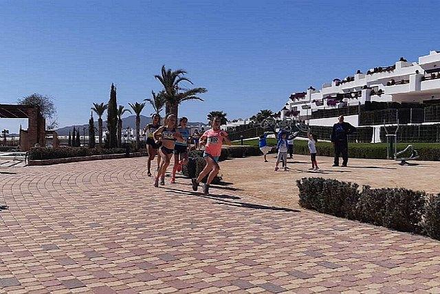 El Club Atletismo Mazarrón se sube al pódium en San Juan de los Terreros - 2, Foto 2
