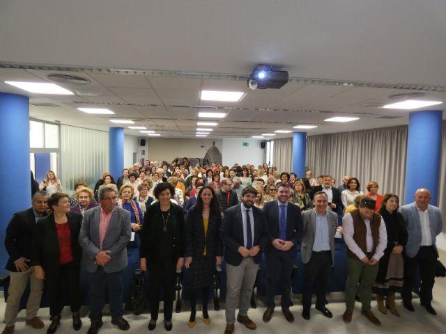 Fuente Álamo y el gobierno regional celebran un acto para reconocer e impulsar el papel de la mujer en el sector ganadero - 1, Foto 1