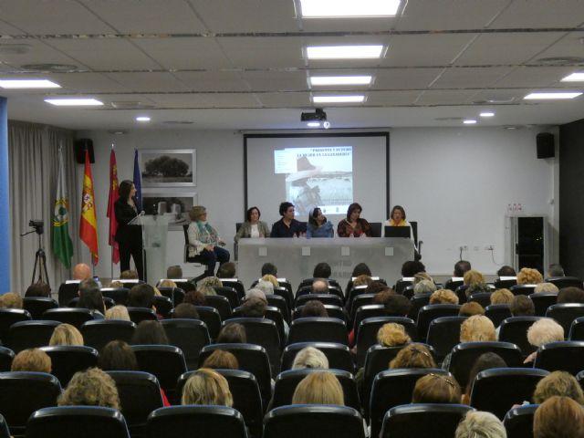 Fuente Álamo y el gobierno regional celebran un acto para reconocer e impulsar el papel de la mujer en el sector ganadero - 2, Foto 2