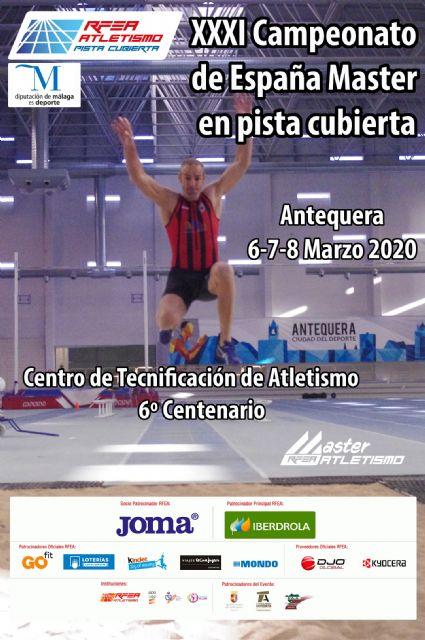 Antequera, testigo del Nacional Máster - 1, Foto 1