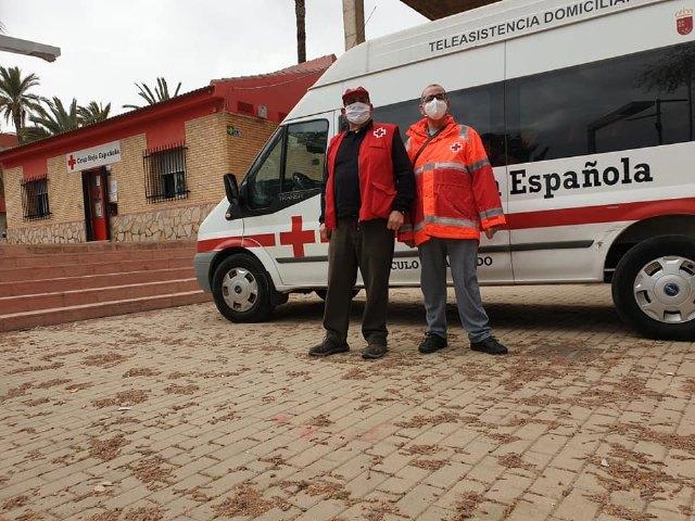 Transporte en Totana para facilitar vacunación a personas con reducción de movilidad, Foto 2