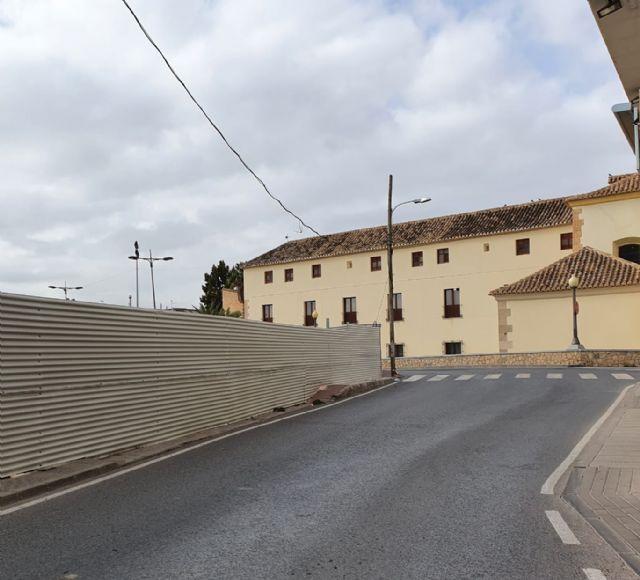 El Ayuntamiento de Lorca aprueba el estudio de detalle de la calle Bodegones que supondrá la ampliación de la vía pública y la incorporación de un itinerario peatonal - 2, Foto 2