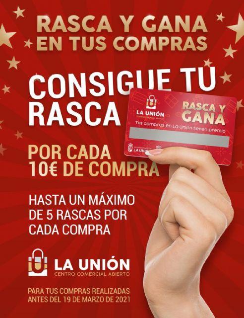 Lo tienes cerca, lo tienes todo Campaña de apoyo al comercio de La Unión - 2, Foto 2