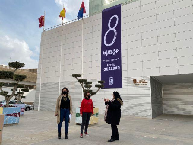 Torre Pacheco conmemora el Día Internacional de las Mujeres - 2, Foto 2