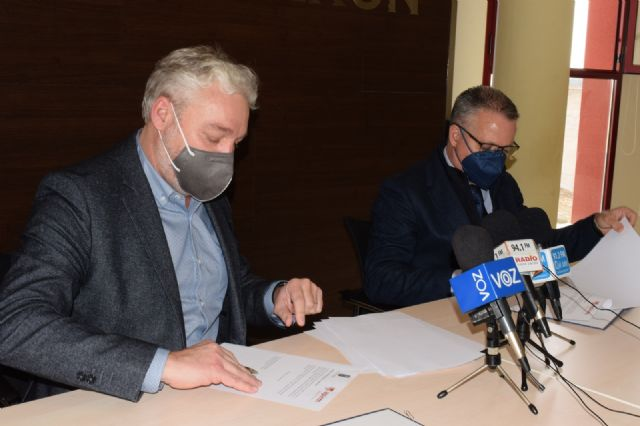 El ayuntamiento y la asociación de promotores de Murcia firman un convenio para agilizar los expedientes urbanísticos de los grandes proyectos - 1, Foto 1