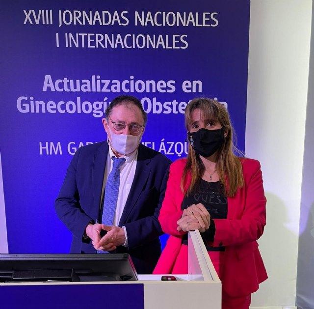 El Dr. Santiago Palacios presenta un estudio sobre nuevas estrategias terapéuticas para tratar la atrofia vulvovaginal - 1, Foto 1