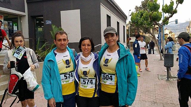 Atletas del Club Atletismo Totana participaron en la I Alhama Trail, que tuvo lugar el pasado domingo, Foto 1