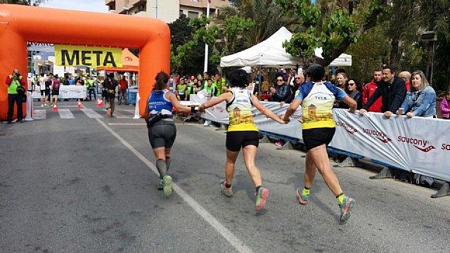 Atletas del Club Atletismo Totana participaron en la I Alhama Trail, que tuvo lugar el pasado domingo, Foto 2