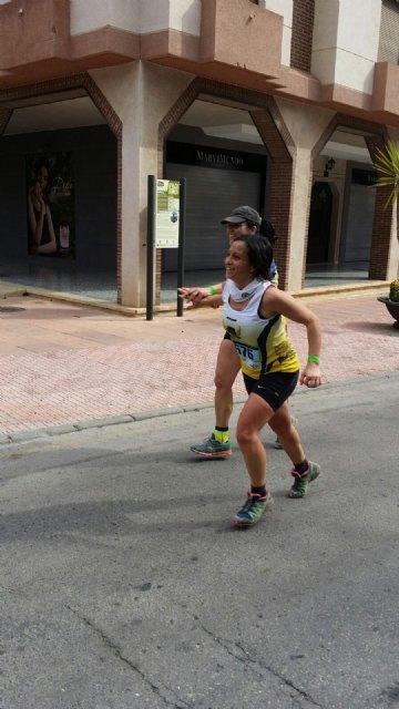 Atletas del Club Atletismo Totana participaron en la I Alhama Trail, que tuvo lugar el pasado domingo, Foto 3