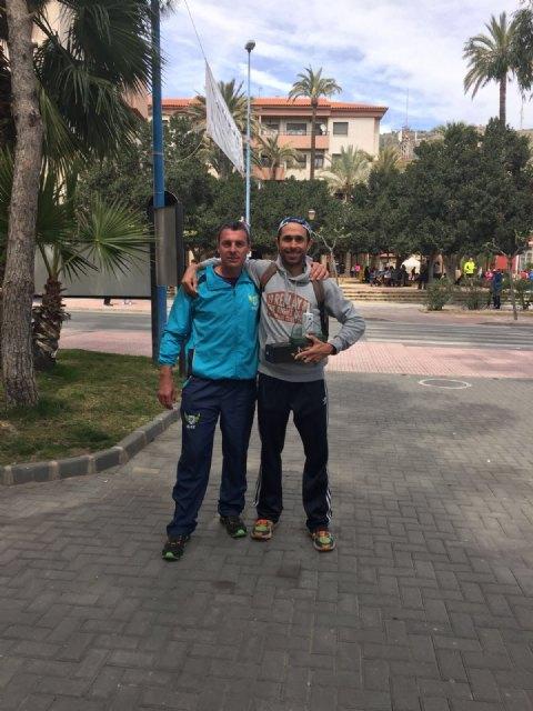 Atletas del Club Atletismo Totana participaron en la I Alhama Trail, que tuvo lugar el pasado domingo, Foto 6