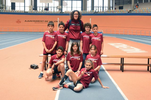 Presencia del Club Atletismo Alhama en el Cto. Interprovincial, Foto 3