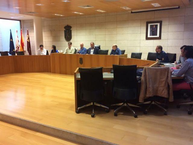 Se re�ne, por vez primera en esta legislatura, la Mesa de Trabajo del Plan General Municipal de Ordenaci�n, Foto 3